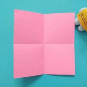 双层抽屉收纳盒折纸,简单又漂亮收纳盒折纸图解教程