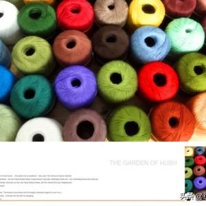 手工编织线的种类,编毛衣编织线的品种