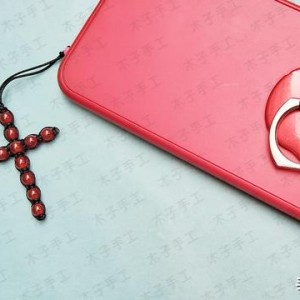 情侣手机挂件编织教程,好看的手机挂件编绳教程