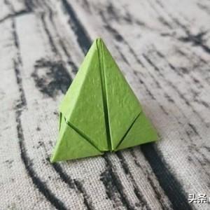 粽子折纸教程步骤图解大全,简单端午节手工制作粽子教程