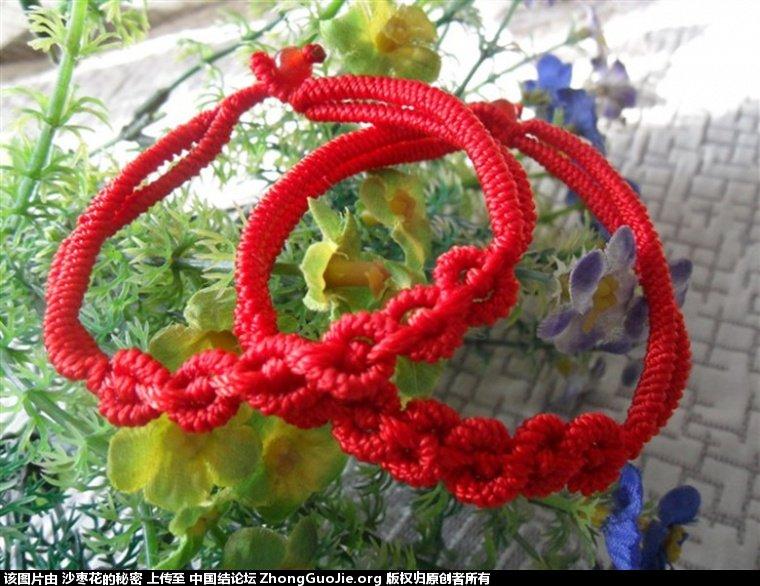 中国结论坛 自己总结的各种手链用线量 平安,三生,金刚 作品展示 215150r119uuur5p6c0248