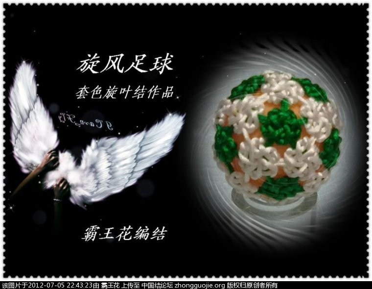 中国结论坛 霸王花冰花结作品集(13、16、24页更新)  作品展示 2243228ig7kk8v6u8m86hf