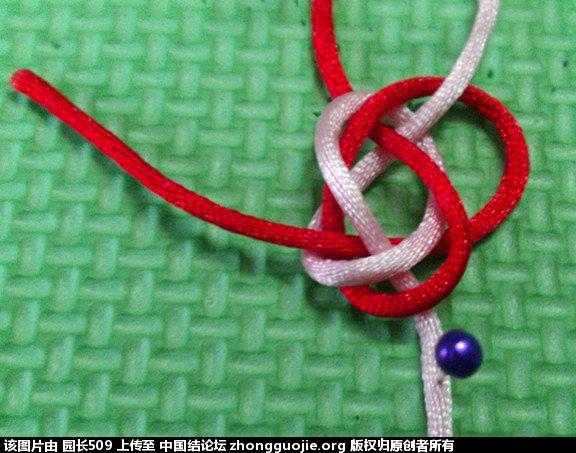 中国结论坛 二耳冰花的走线 冰花 冰花结(华瑶结)的教程与讨论区 104700i1b22il18bl40akd