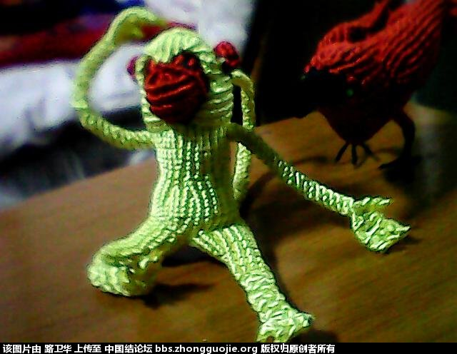中国结论坛 猴子  立体绳结教程与交流区 210525240xtjxo2rnu0njx
