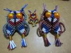 吉祥三宝------猫头鹰的一家