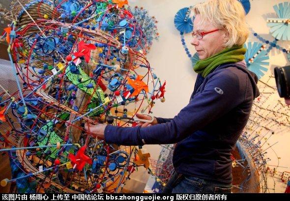 中国结论坛 外国人眼中的结艺——时尚 外国人,时尚 作品展示 104829kwjxaz4wxkjb45k3