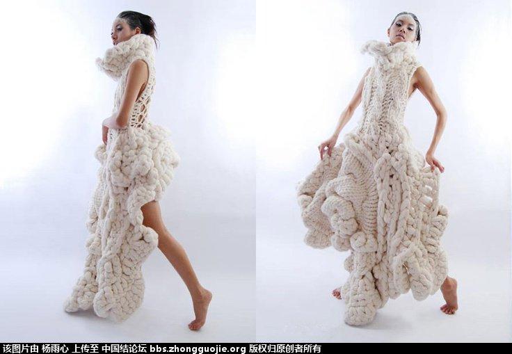中国结论坛 外国人眼中的结艺——时尚 外国人,时尚 作品展示 105239mdc8oeobcuczchs4