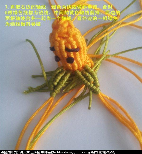 中国结论坛 植物大战僵尸-玉米投手教程  立体绳结教程与交流区 142940t1a0why41tqyt419
