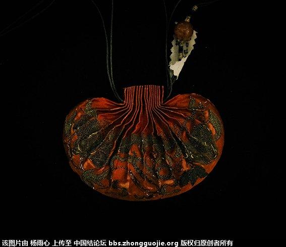 中国结论坛 北京服装学院民族服饰博物馆-------结饰细节与刺绣工艺 北京服装,民族服饰,博物馆,学院,结饰 中国结文化 1659280k0grr4anskr998m