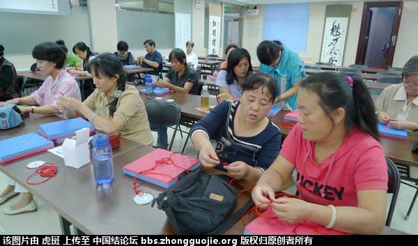 中国结论坛 社区教育学校进行非物质文化遗产教育的汇报演出 学校,演出 结艺网各地联谊会 110710pc6dv99ug1itchus