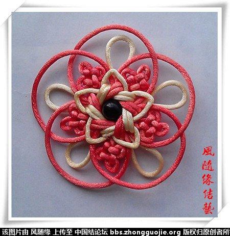 中国结论坛 套色吉祥结专辑  作品展示 211327d3ddtymtmt3ht8h6
