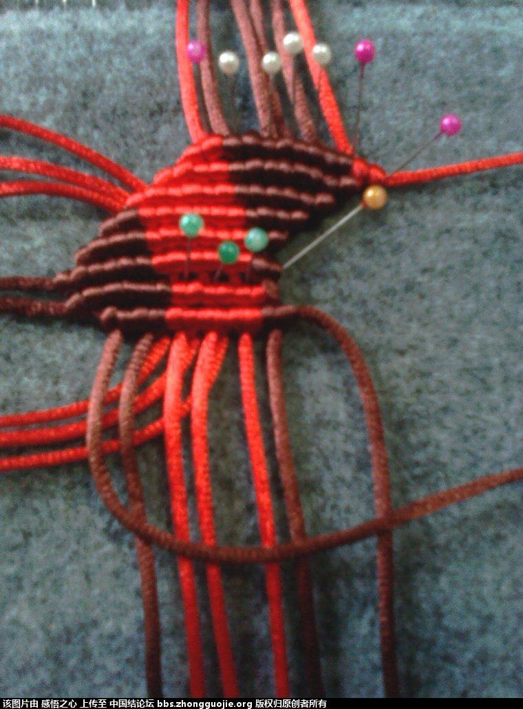 中国结论坛 小蝴蝶的编织过程 编织,蝴蝶 立体绳结教程与交流区 160225oobz5cboi5cb59mz