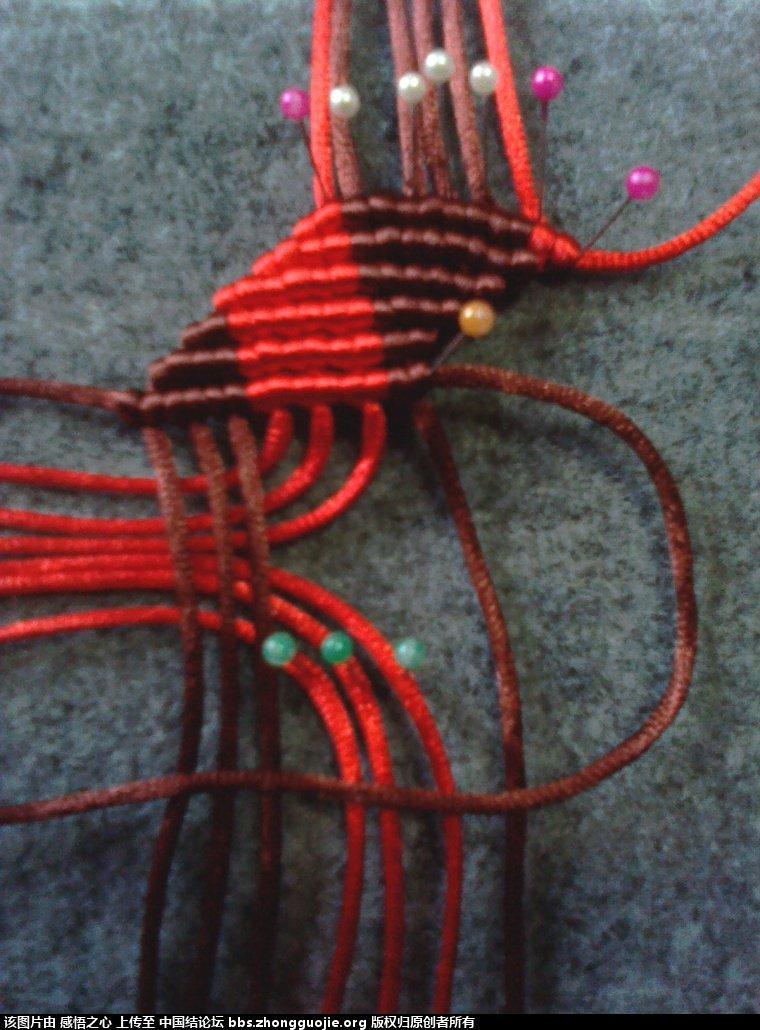 中国结论坛 小蝴蝶的编织过程 编织,蝴蝶 立体绳结教程与交流区 160240ez2g2qy1zhl03hd1