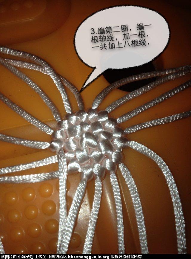 中国结论坛 反斜卷结乌龟 乌龟 立体绳结教程与交流区