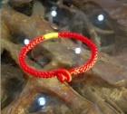 新年 红绳手链