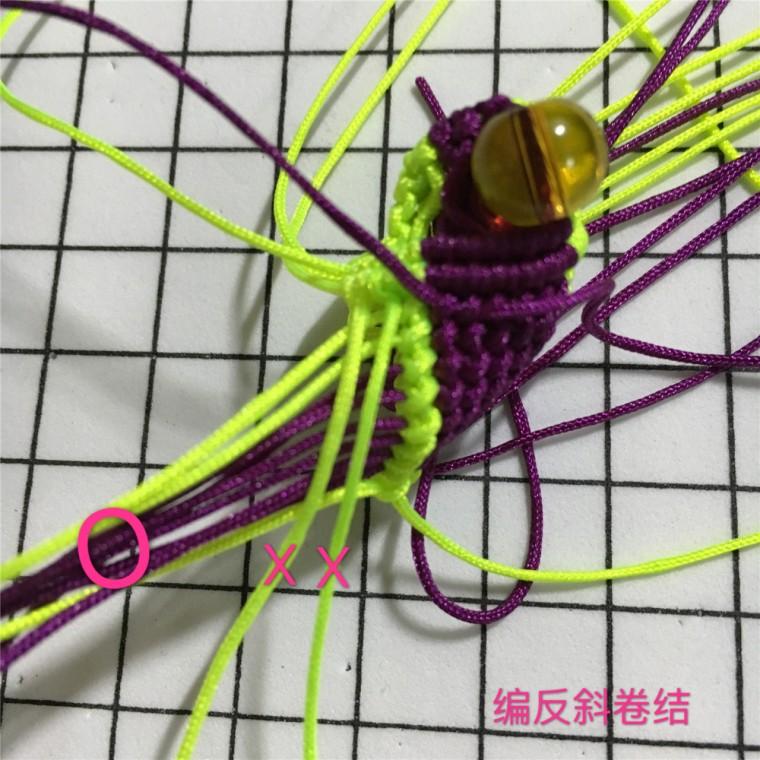 中国结论坛 两款小金鱼教程  立体绳结教程与交流区 101441ieim7e715kamnmv6