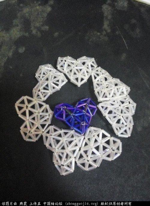 中国结论坛 闪闪发亮的心形钻石 钻石 串珠其他手工资料分享 203310dl4hmrf4xh7yr7l9