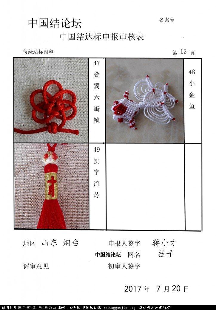中国结论坛 挂子~~高级达标审核稿件  中国绳结艺术分级达标审核 091036n042zo00toaiznzi
