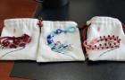 编的手链和小挂件