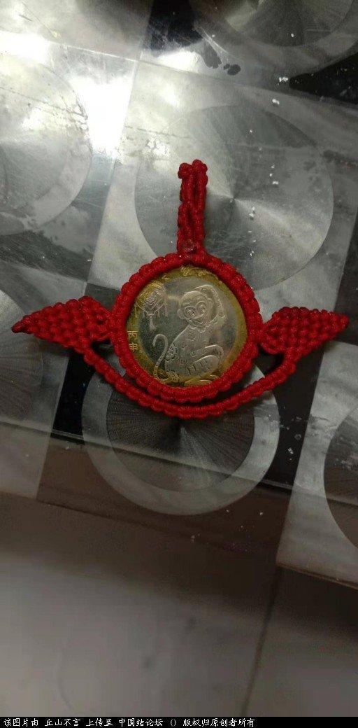 中国结论坛 学习编织包硬币天使翅膀  作品展示 161806x96q1qktizoixr1f