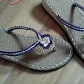 中国结拖鞋