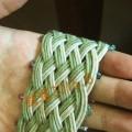 潺潺的绳编手饰