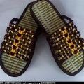 男式菠萝花拖鞋