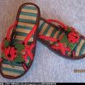 瓢虫拖鞋教程