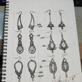 1号耳环教程