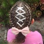 72款好看的儿童编发,有闺女了就要给她编这样的发型,宝妈快收藏
