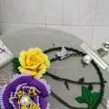 牡丹花挂件(花语)