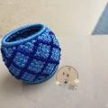编织是快乐的,编织可以陶冶性情!
