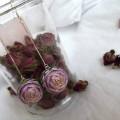 手鞠球之紫色玫瑰