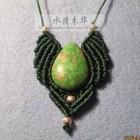 [水清木华作品]22-如用月光石,这条项链就绝顶的赞了