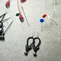 5号耳环完工