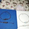 长石编绳项链-自己设计的款式编出来很美,附带步骤