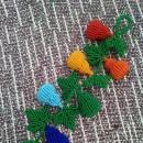 平安辟邪葫芦挂件编法教程,简单漂亮的手工小制作编织