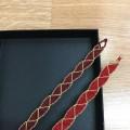 金线包边手绳手链