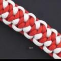 伞绳编手链-男生手链教程-粗款手链视频教程