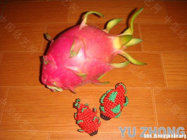 中国结论坛 蔬果集 (2012-02-28更新)  立体绳结教程与交流区 1346425j5fj2r5ziizj5cb