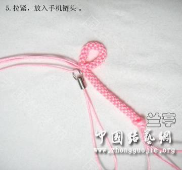 """中国结论坛 """"童心""""手机链 分级达标 兰亭结艺 115528ebom3muyqbbbz3q5"""
