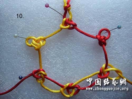 中国结论坛 冰花结口字及教程  冰花结(华瑶结)的教程与讨论区 12264813i88u82ujuurg75