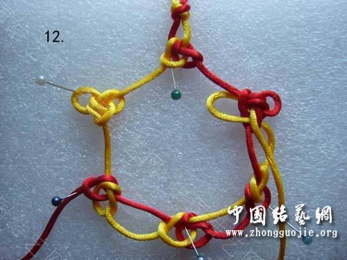中国结论坛 冰花结口字及教程  冰花结(华瑶结)的教程与讨论区 122649tt7n95z75ttta99n