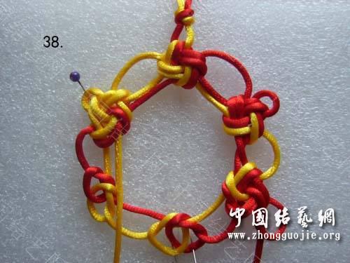 中国结论坛 冰花结口字及教程  冰花结(华瑶结)的教程与讨论区 1227009wp5p9picxqg5v2c