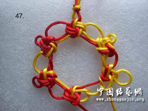 中国结论坛 冰花结口字及教程  冰花结(华瑶结)的教程与讨论区 1227042q29d218olaloaq2