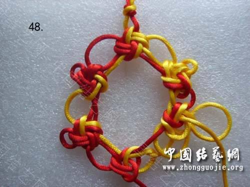 中国结论坛 冰花结口字及教程  冰花结(华瑶结)的教程与讨论区 122704wbboar1an2crmzox