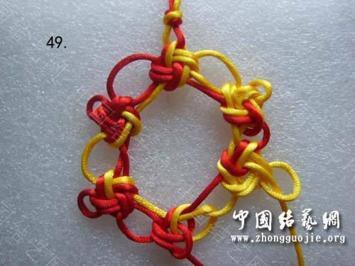 中国结论坛 冰花结口字及教程  冰花结(华瑶结)的教程与讨论区 1227052f1j4k1mm1ig6w1j