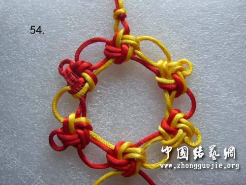 中国结论坛 冰花结口字及教程  冰花结(华瑶结)的教程与讨论区 1227078sv83v38sh9ll238