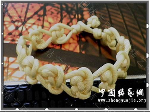 中国结论坛 最近做的手链  作品展示 172213l3vc6jsppj6p6c8k