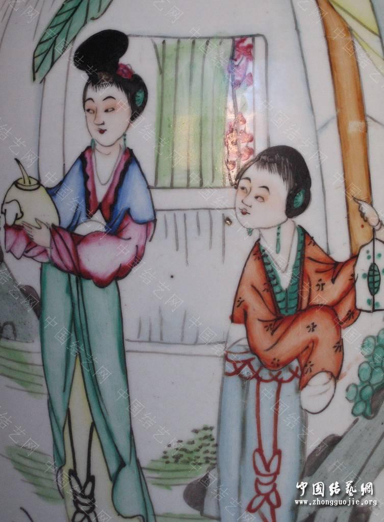 中国结论坛 从网上收集的仕女图 网上平台,张大千仕女图,唐伯虎仕女图,网上,著名仕女图 中国结文化 090654m2bytbkzyn2k2fk6